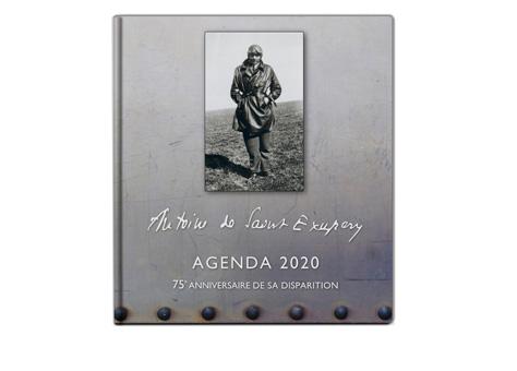 Agenda 2020 : l'hommage à Antoine de Saint-Exupéry