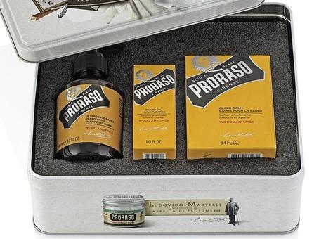 Proraso chez Aegis-Pharma