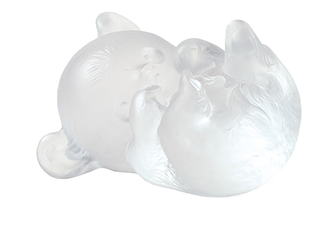 Lalique : The Panda collection