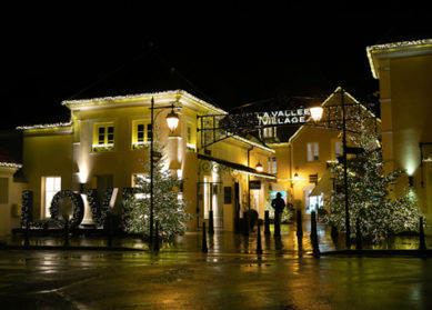 Noël de rêve à La Vallée Village