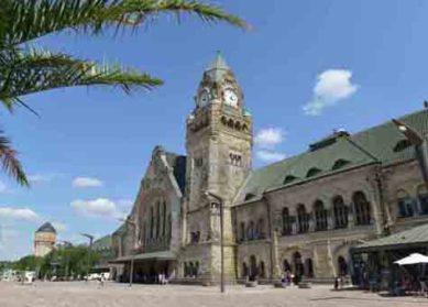 Évasion en  Moselle…