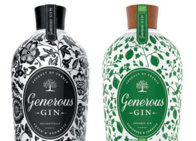 Un gin très… « Haute Couture »