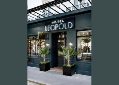 Hôtel Léopold ****