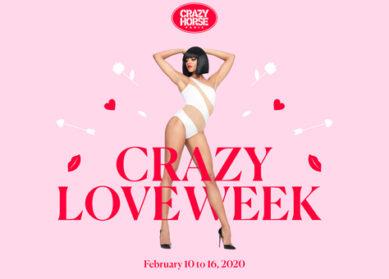 ❤Saint-Valentin au Crazy Horse❤