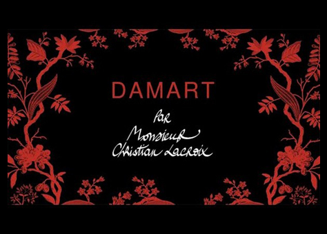 Christian Lacroix x Damart
