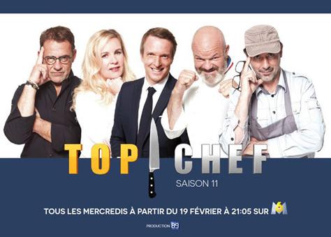 La 11e saison de Top Chef