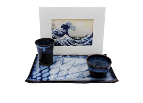 Ao : le bleu dans l'artisanat japonais