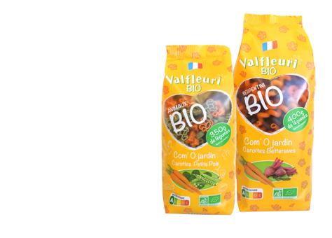 Les nouveautés bio Valfleuri