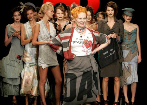 Happy Birthday Vivienne Westwood !!