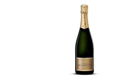 Delamotte, champagne Millésimé Blanc de Blancs