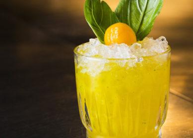 Cocktail : VANILLA SMASH MEUKOW