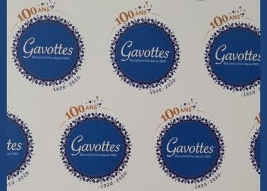 Les Gavottes® fêtent leur 100 ans