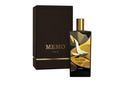 Ocean Leather - le nouveau parfum de Memo Paris