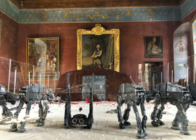 Expo 100% LEGO® Star Wars au Château d'Ancy le Franc