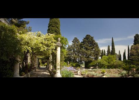 » Le Jardin remarquable de l'abbaye Saint-André