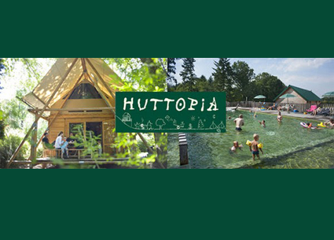 City Break : Huttopia, village nature