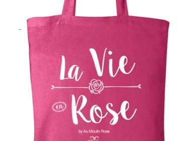 Au Moulin Rose x Octobre Rose