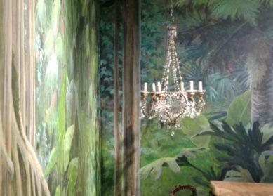 Fabienne Colin : Peintre murale décorative