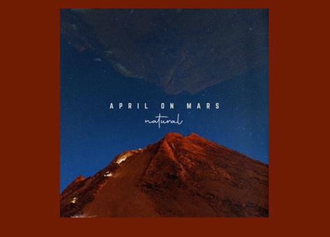 APRIL ON MARS