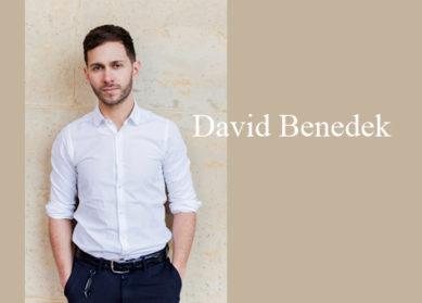 RDV avec David Benedek