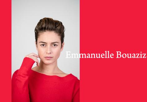 RDV avec Emmanuelle Bouaziz