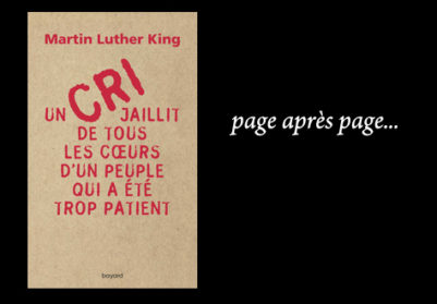 Page après page…