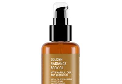 Golden Radiance Body Oil – l'huile magique