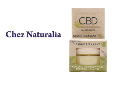 Naturalia : Cosmétiques Relaxantes BIO