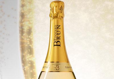 Le Blanc de Blancs 1er Cru du Champagne Edouard Brun