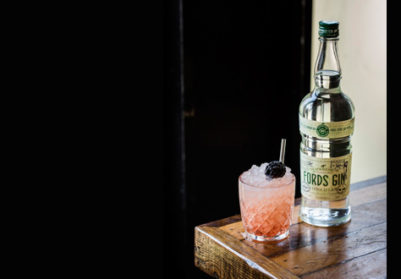 GIN FORDS – COCKTAIL |