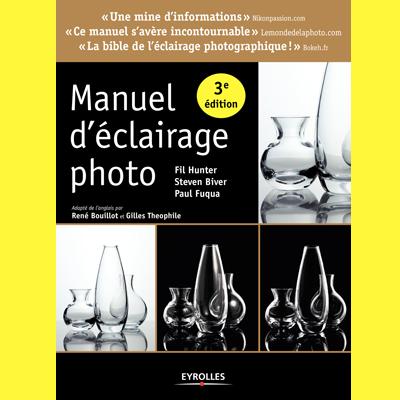 manuel d'eclairage photo