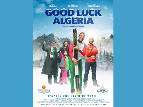 Good Luck ALGERIA!!