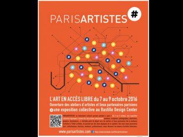 ParisArtistes #