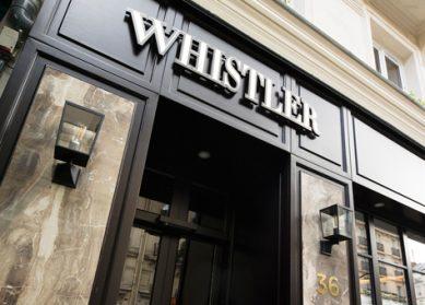 Hôtel Whistler Paris