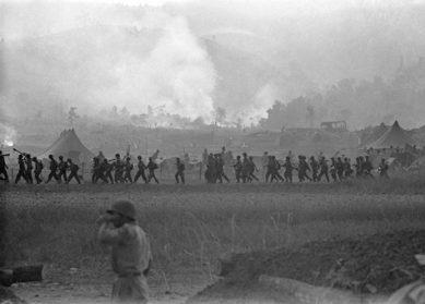 La Guerre d'Indochine de Willy Rizzo