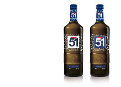 Pastis 51 Fraîcheur Marseillaise...