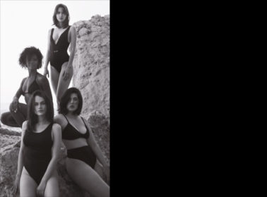 Paloma Casile : première collection swimwear