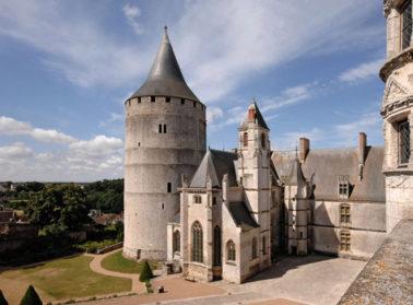 Château de Châteaudun : Rinascenza