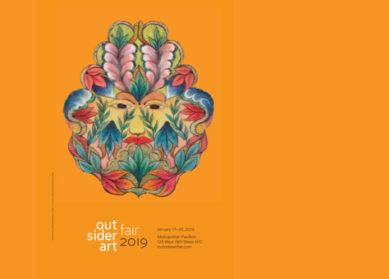 Outsider Art Fair Paris 2019