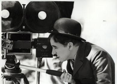 Charlie Chaplin dans l'œil des avant-gardes