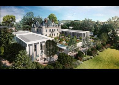 Ecully: Institut Paul Bocuse va doubler sa capacité d'accueil