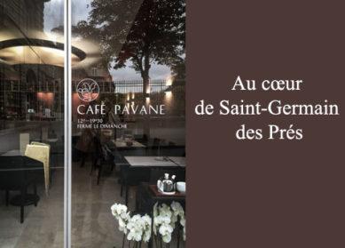 Le Café Pavane