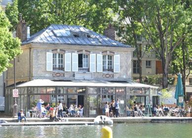 Pavillon des Canaux