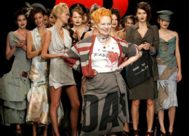 Happy Birthday Vivienne Westwood !!