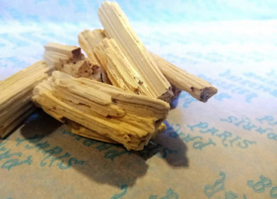 Maison Boissier : bois flotté