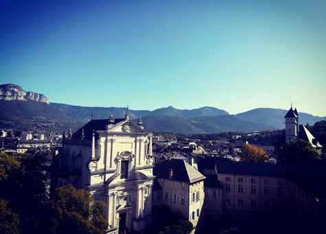 City Break : Chambéry