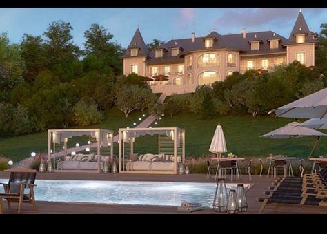 Hôtel l'Incomparable*****