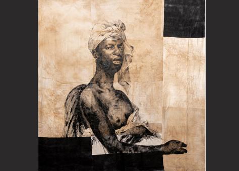 Roméo Mivekannin x Galerie Cécile Fakhoury