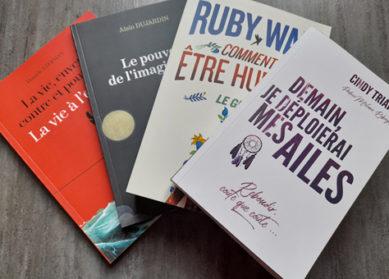 Quatre Livres pour s'apprivoiser!