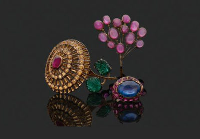 Bijoux   Suzannne Belperron, Lalique...